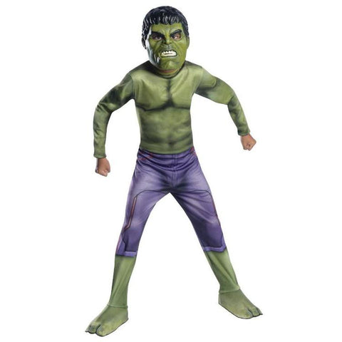 Marvel Hulk Childrens Costume