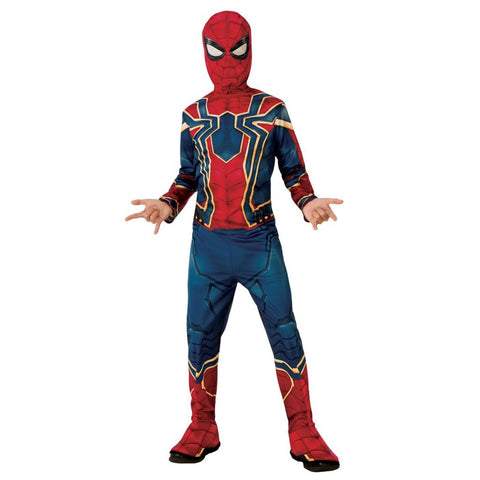 Marvel Iron Spider Infinity Wars Costume