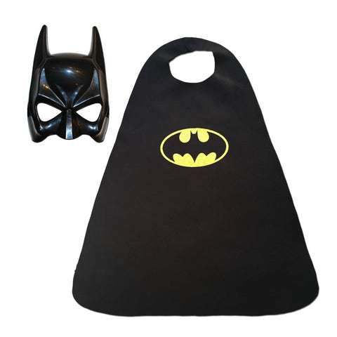 Children's Superhero Cape Set - Bat Boy