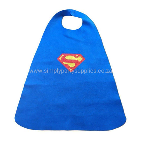 Children's Superhero Cape Set - Super Boy - Fancy Dress Costume - Simply Party Supplies