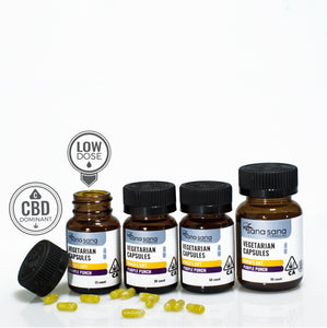 CRYSTAL LOW DOSE CAPSULES