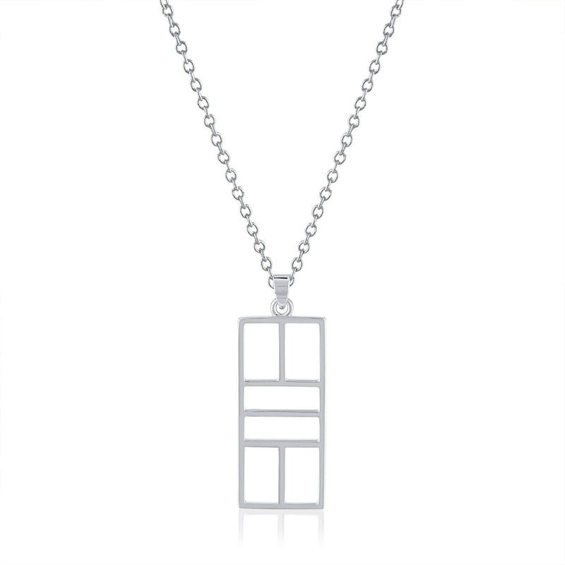 Calling the Lines Pickle Court Pendant Collection