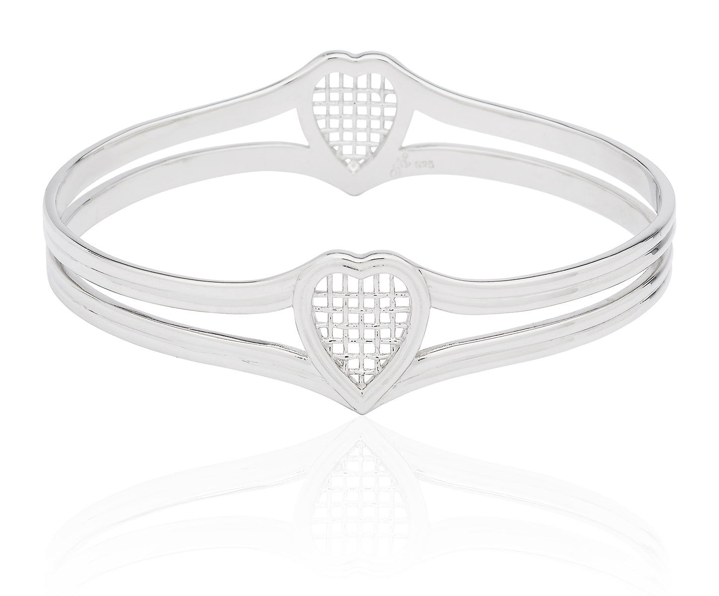 Heart Strings Bangle