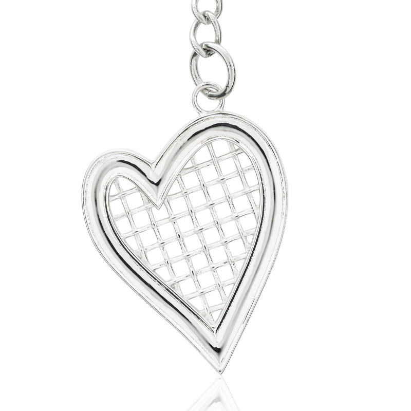 Heart Strings Keychain