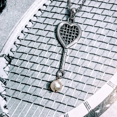 Heart Racquet with Ball Medium