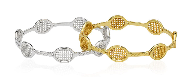 Love Racquet Bangle