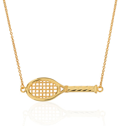 Love Racquet Necklace