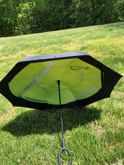 Studiomargaret Signature Reversible Umbrella