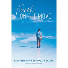 """Cover for """"Faith on the Move"""""""