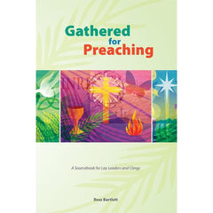 """Cover for """"Gathered for Preaching"""""""