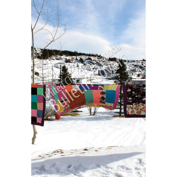 Bulletin: Colourful Clothesline (Package of 50)