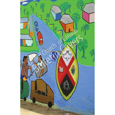 Bulletin: Los Quinchos Mural (Package of 50)