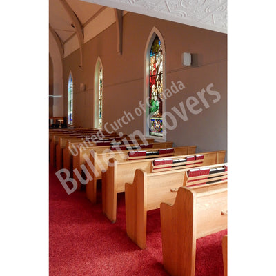 Bulletin: Ready for Worship (Package of 50)