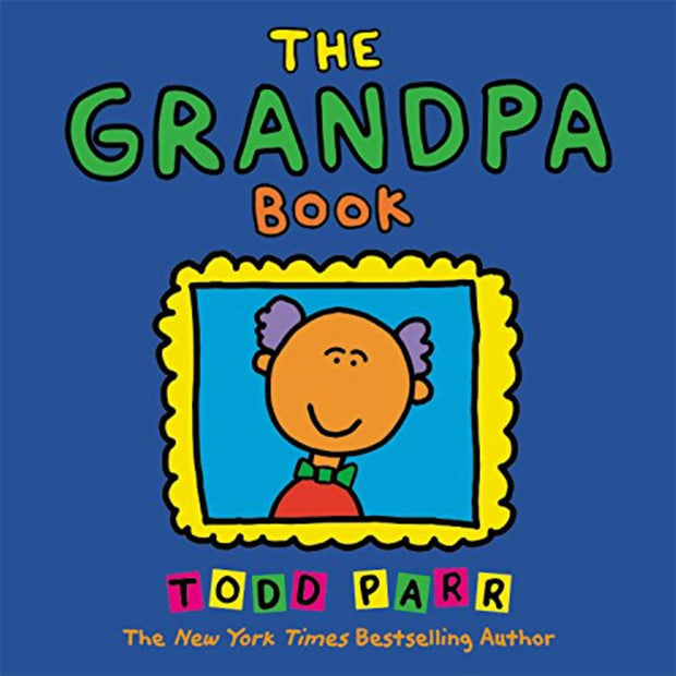 The Grandpa Book: Softcover