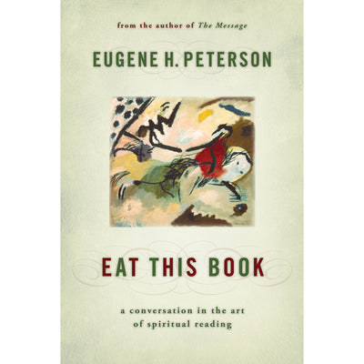 Eat this book: A Conversation in the Art of Spiritual