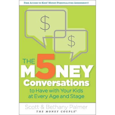 5 Money Conversations: to have with your kids