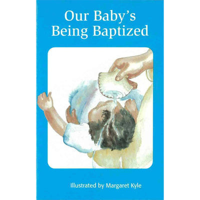 Our Baby's Being Baptized