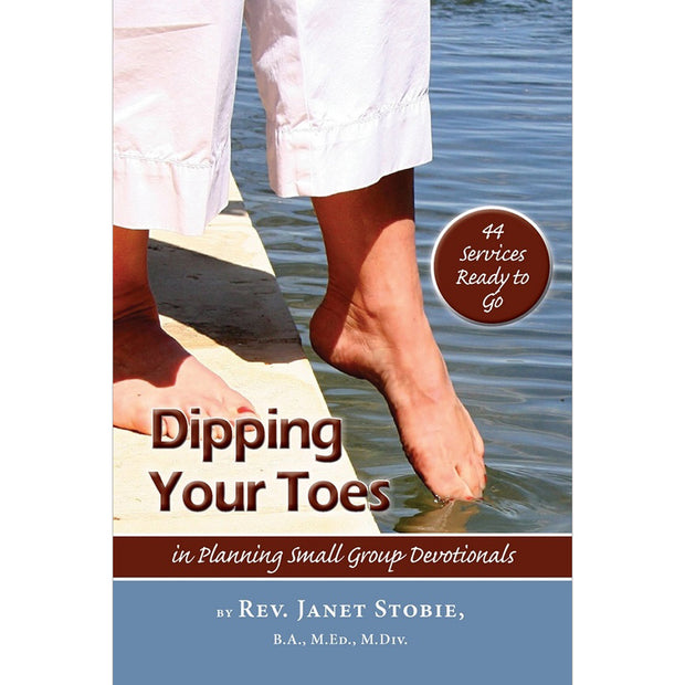 Dipping Your Toes in Planning Small Group Devotionals