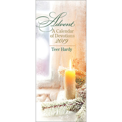 Advent: A Calendar of Devotions 2019