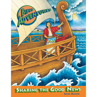 Bible Adventures: Sharing The Good News (Leaders Guide)