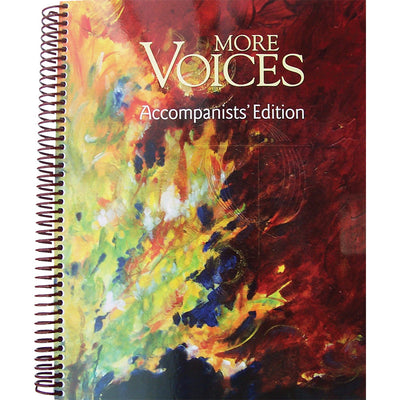 More Voices: Accompanists' Edition