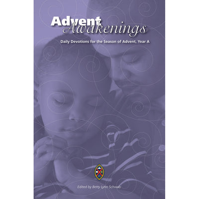 Advent Awakenings: Daily Devotions for the Season of Advent, Year A (Softcover)