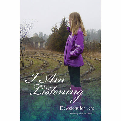 I Am Listening: Daily Devotions for Lent (Softcover)