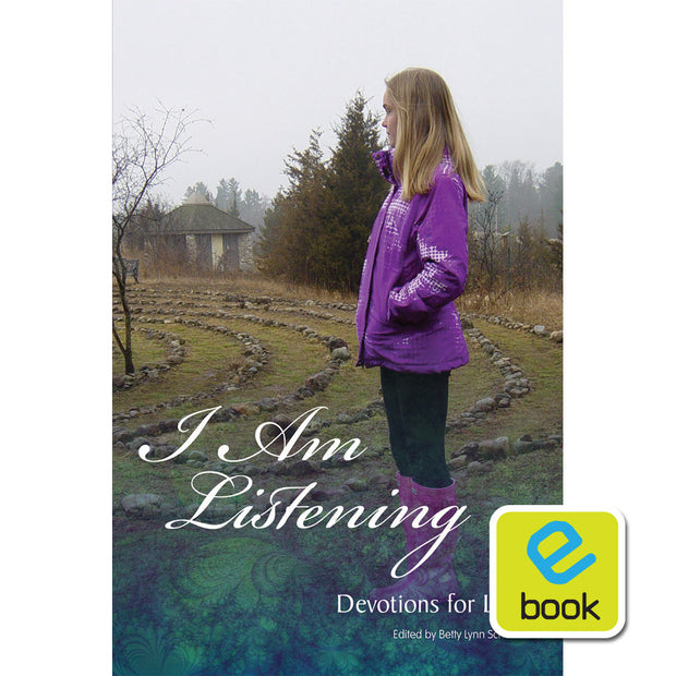 I Am Listening : Daily Devotions for Lent (e-book)