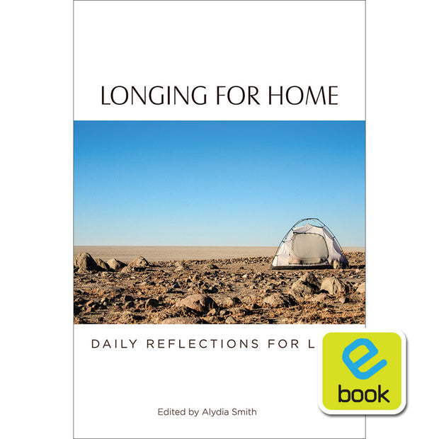 Longing for Home : Daily Reflections for Lent (e-book)