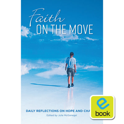 Faith on the Move (e-book): Daily Reflections on Hope and Change