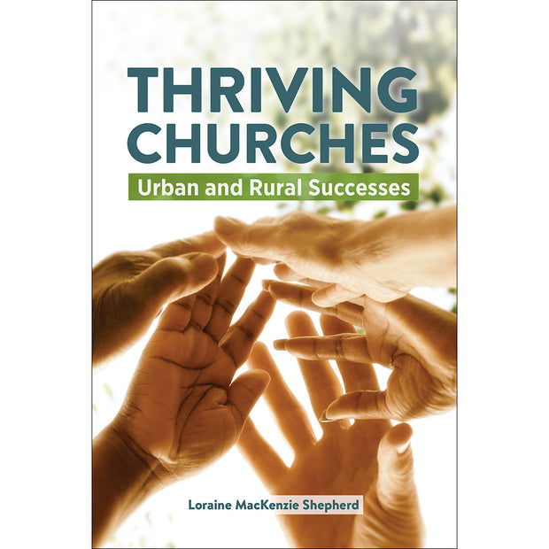 Thriving Churches: Urban and Rural Successes (Softcover)