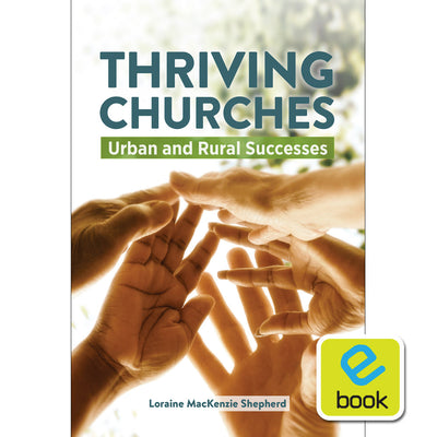 Thriving Churches: Urban and Rural Successes (e-book)