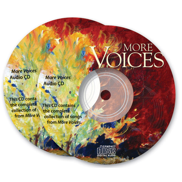More Voices: Audio CD