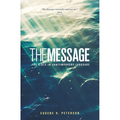 The Message (Ministry Edition): The Bible in Contemporary Language