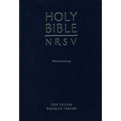 NRSV Bible with Concordance