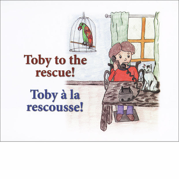Toby to the Rescue!