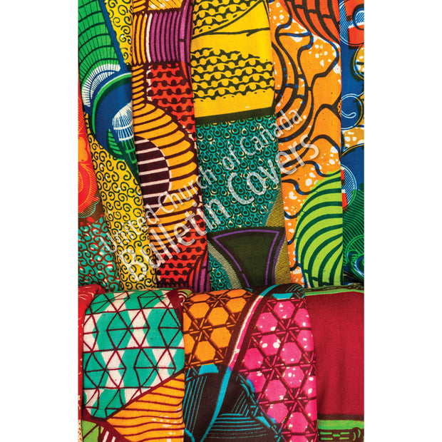 Bulletin: West African Fabrics (Package of 50)