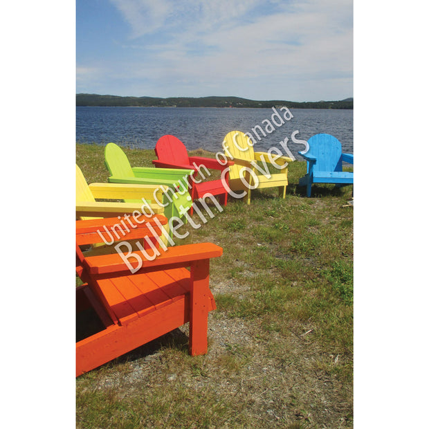 Bulletin: Cheerful Chairs (Package of 50)