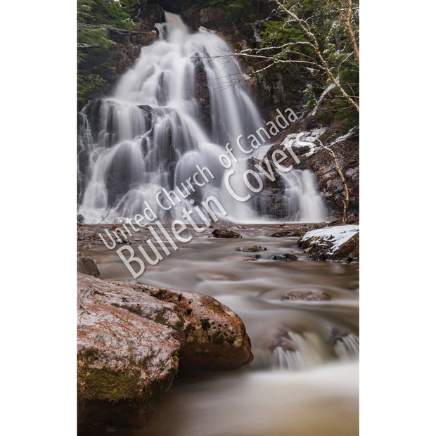 Bulletin: Waterfall (Package of 50)