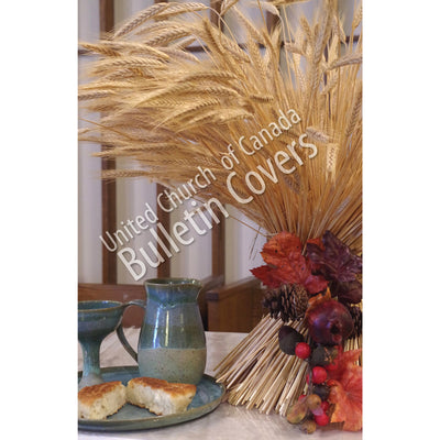 Bulletin: Autumn Communion (Package of 50)
