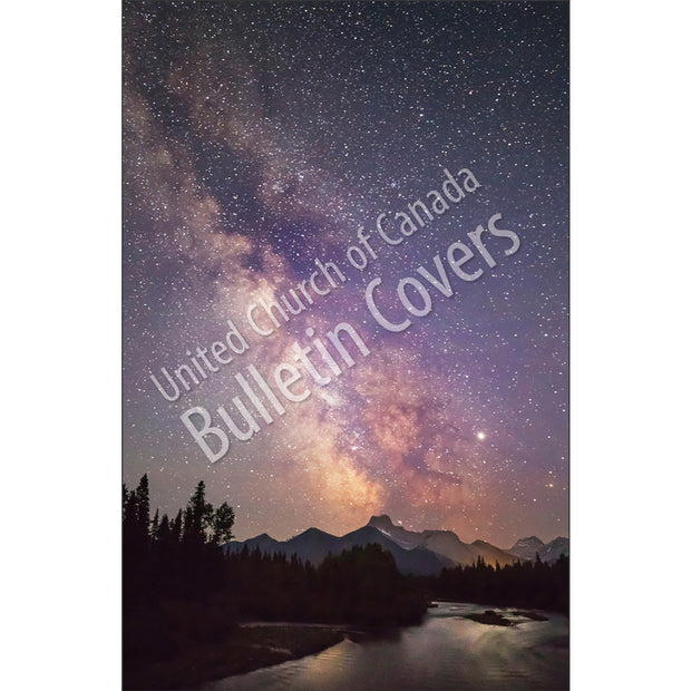 Bulletin: Milky Way (Package of 50)
