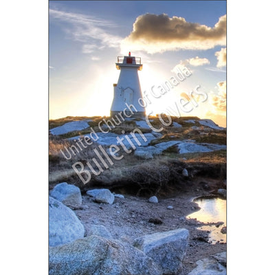 Bulletin: Terence Bay Lighthouse (Package of 50)