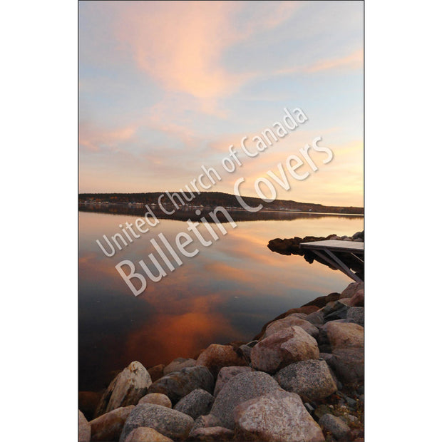 Bulletin: Evening Sky (Package of 50)