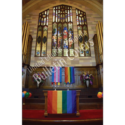 Bulletin: Pride Banners (Package of 50)