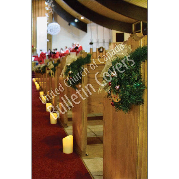 Bulletin: Christmas Eve Sanctuary (Package of 50)