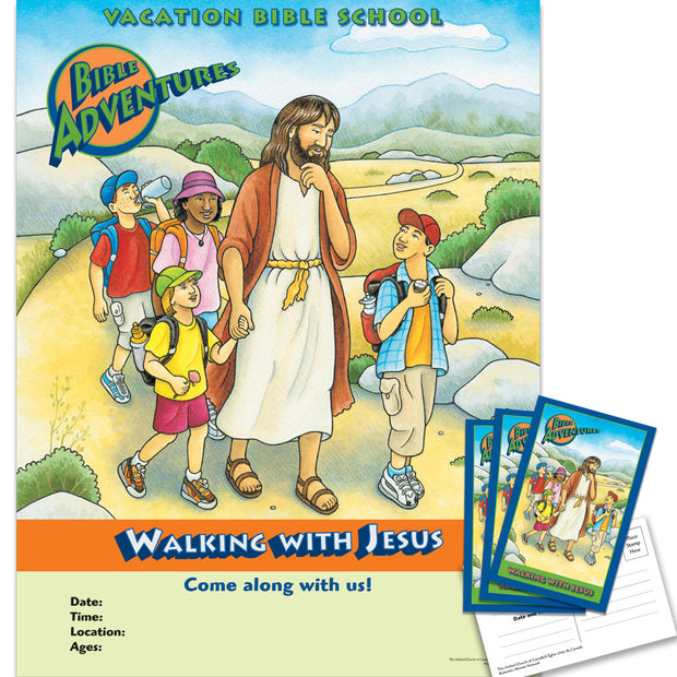 Bible Adventures: Walking With Jesus (Supplement)