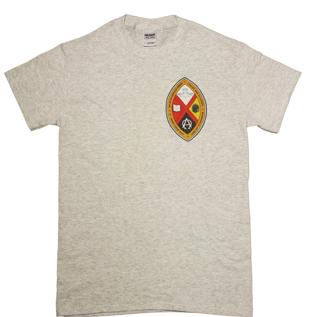 NEW Crest T-Shirt: Large