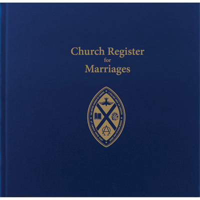 Church Register for Marriages