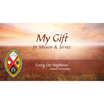 Sunrise Mission and Service Envelopes (Pkg of 25)