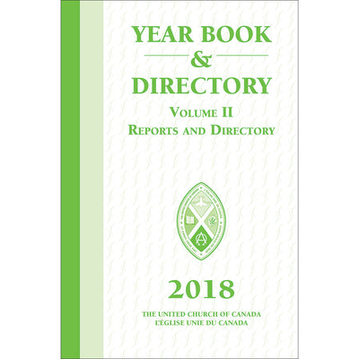 2018 Year Book: Reports and Directory Vol 2